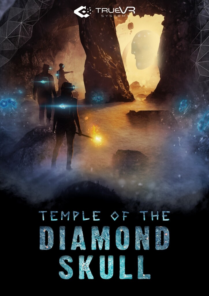 Temple of the diamond skull