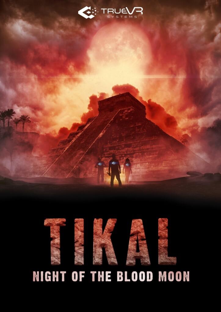 Tikal: night of the blood moon
