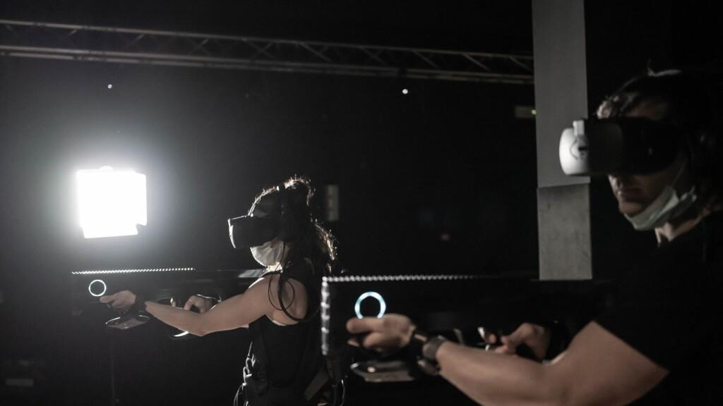 AvatarVR: la realtà virtuale più avanzata al mondo è a Milano