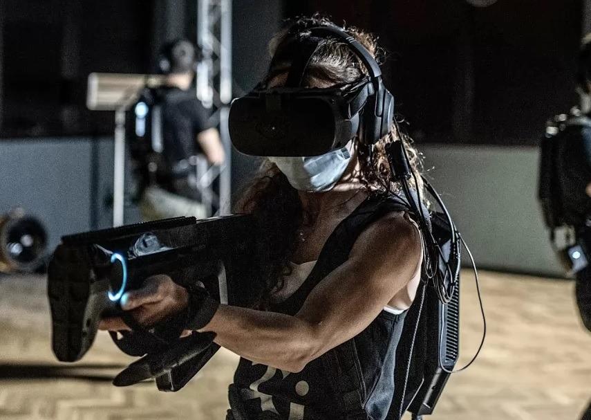 AvatarVR, la nuova frontiera del virtual gaming