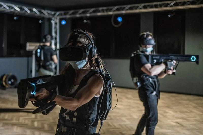 AvatarVR, la realtà virtuale come non l'avevamo provata prima